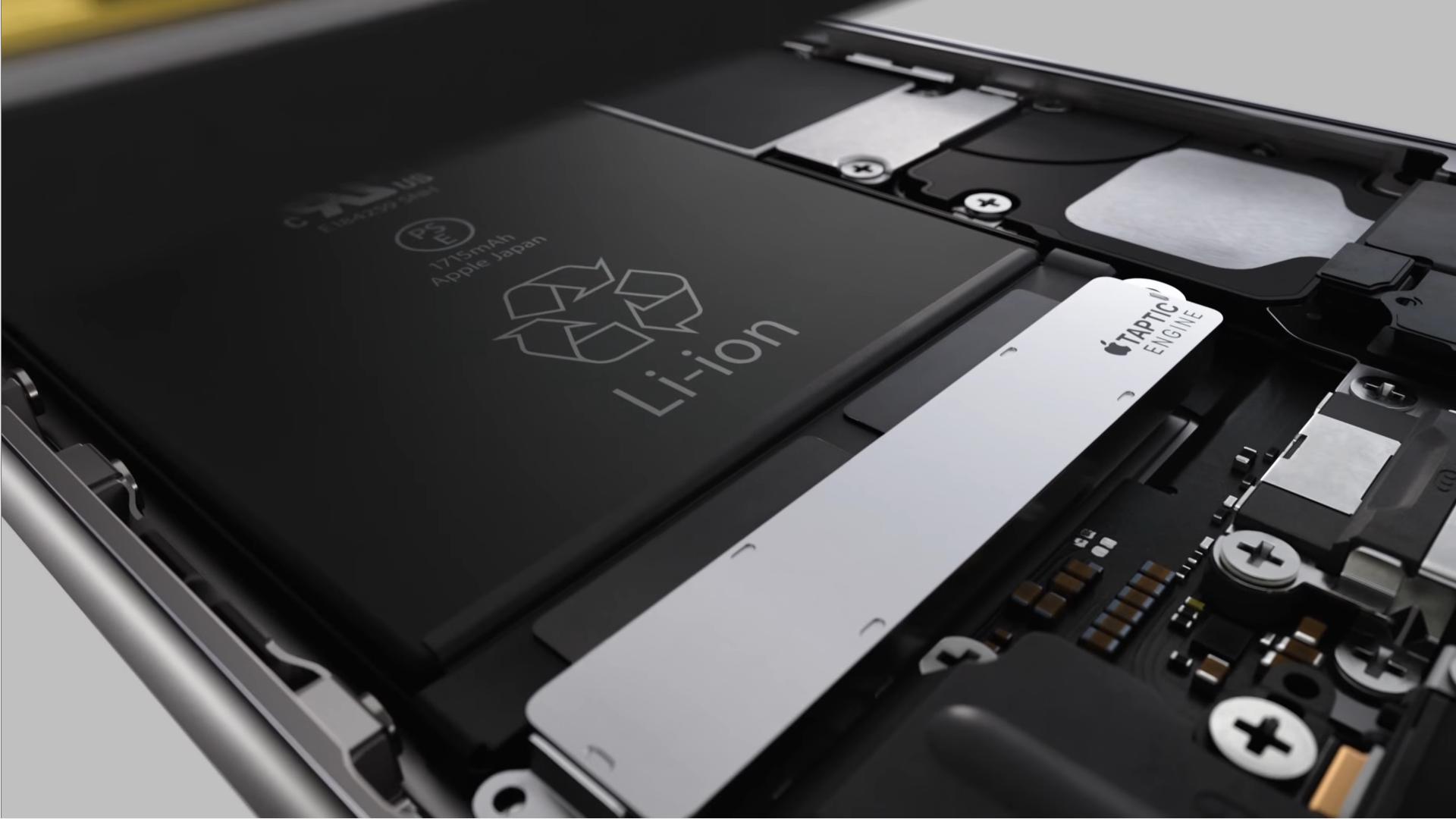 Сколько оперативной памяти потребуется загадочному iPhone X? Apple  - iphone-6s-battery