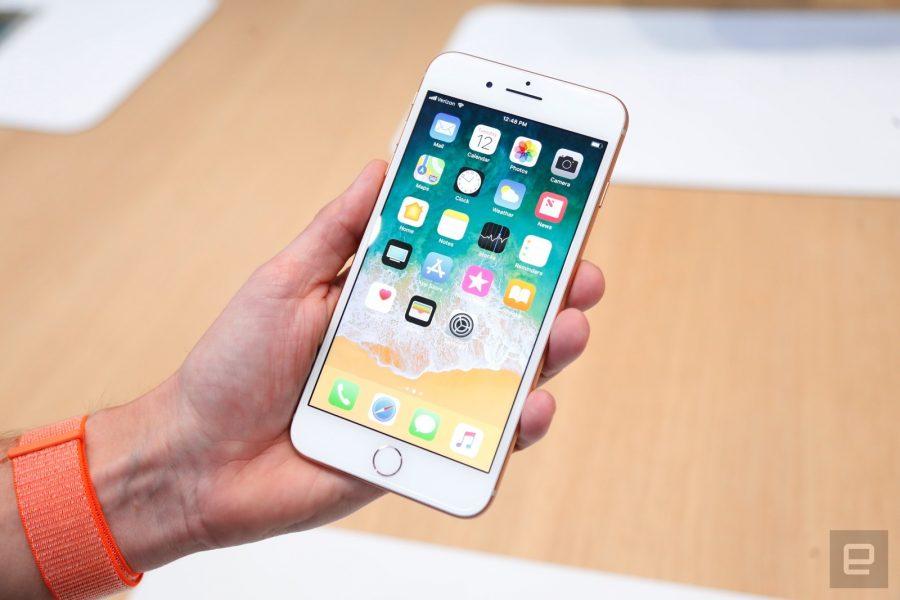 Почему iPhone 8 Plus – лучший мобильный гаджет топового класса в 2017 году Apple  - iphone_8_8_plus_wild_44