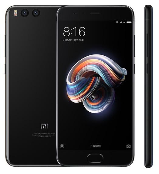 Анонс Xiaomi Mi Note 3 - такой же как Mi6, но больше Xiaomi  - mi_note_3_renders_01