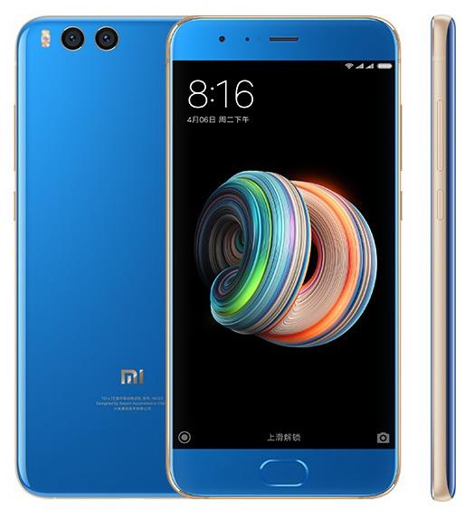 Анонс Xiaomi Mi Note 3 - такой же как Mi6, но больше Xiaomi  - mi_note_3_renders_02