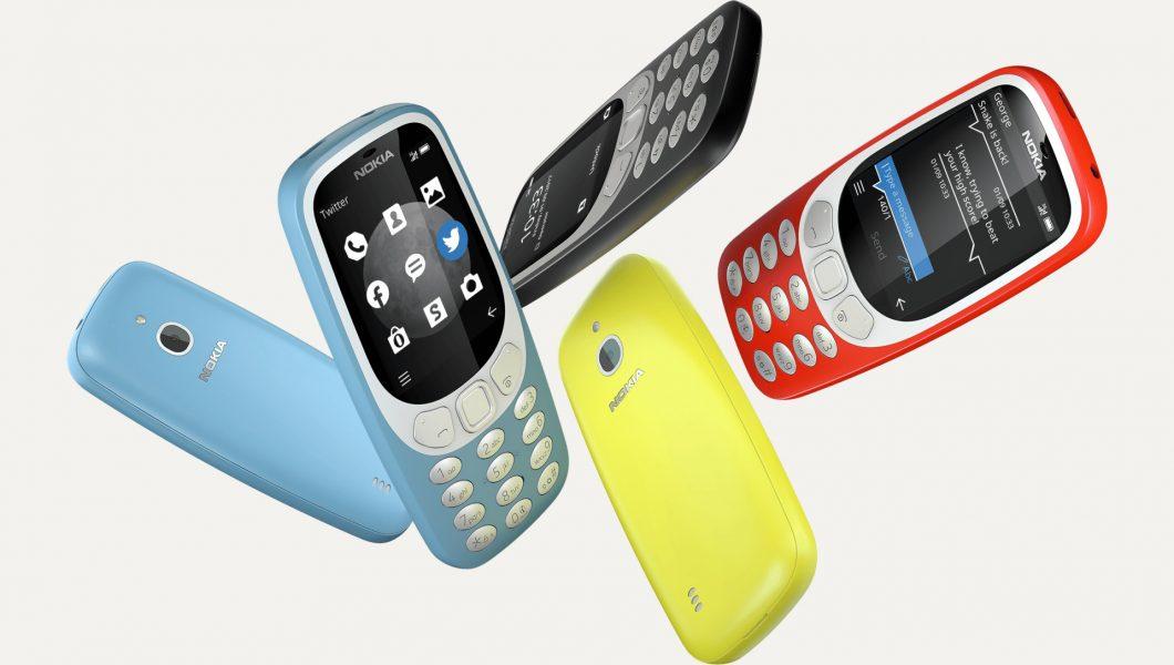 Анонс Nokia 3310 3G - быстрый интернет и Java Другие устройства - nokia_3310_3g