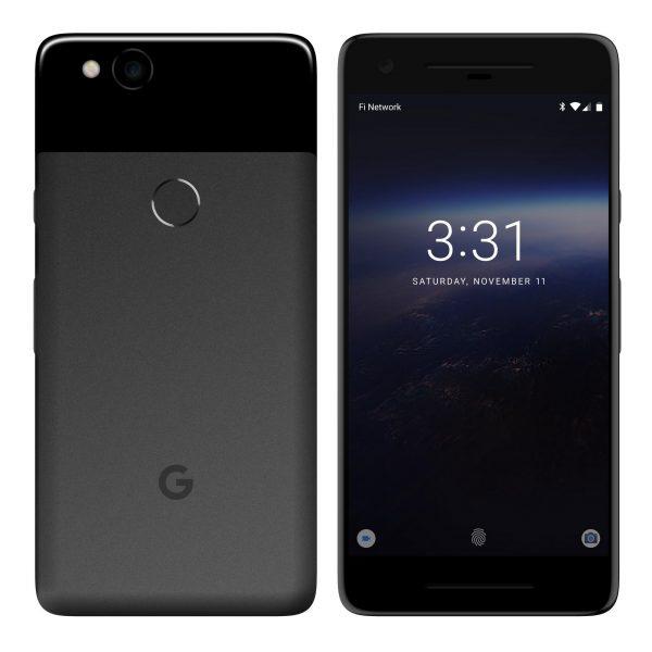 Характеристики новинок Google Pixel 2 и Pixel 2 XL Другие устройства  - pixel_2_renders_01