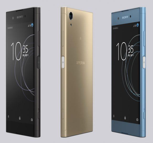 Небольшой обзор на Sony Xperia XZ1, XZ1 Compact и XA1 Plus Другие устройства  - xa1plus