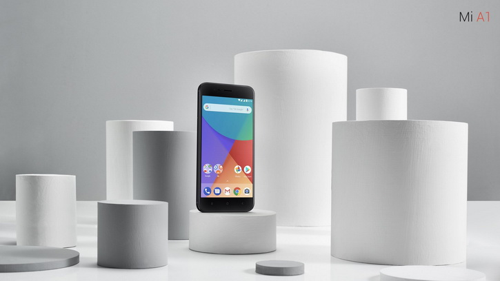 Анонс Mi A1 – первый мобильный гаджет Xiaomi без оболочки MIUI Xiaomi  - xiaomi_mi_a1_anons_03