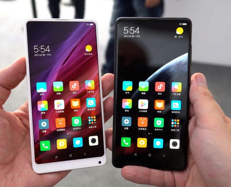 Обзор на новый Xiaomi Mi Mix 2 Xiaomi  - xiaomi_mi_mix_2_white_ceramic_07