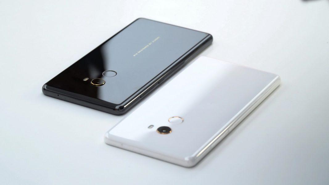 Обзор на новый Xiaomi Mi Mix 2 Xiaomi  - xiaomi_mi_mix_2_white_ceramic_09