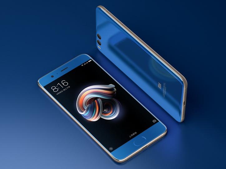 Анонс Xiaomi Mi Note 3 - такой же как Mi6, но больше Xiaomi - xiaomi_mi_note3_press_03