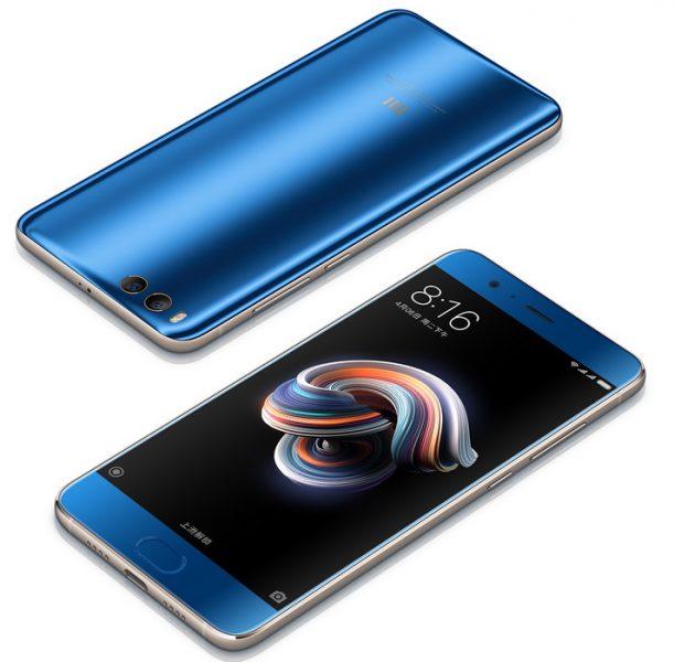 Анонс Xiaomi Mi Note 3 - такой же как Mi6, но больше Xiaomi - xiaomi_mi_note3_press_04