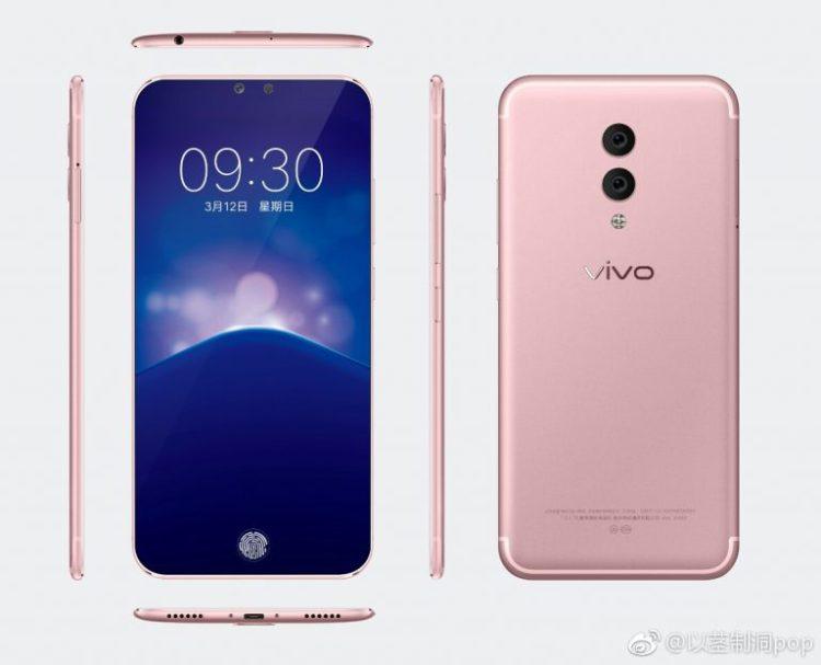 Превосходный смартфон на Snapdragon 845 с дисплейным сканером отпечатков пальцев Другие устройства  - 3_maybe_vivo_xplay_7.-750