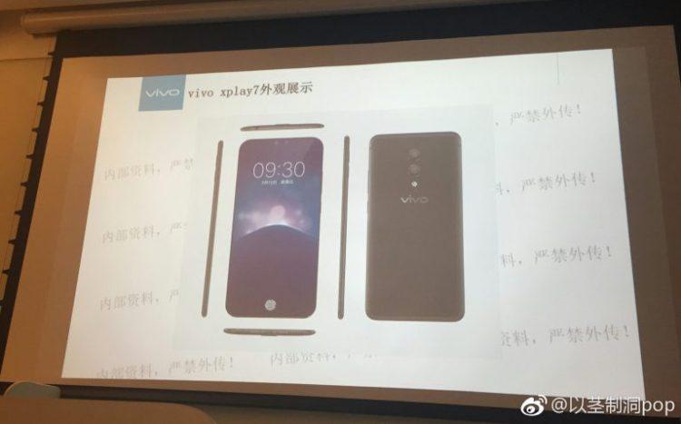 Превосходный смартфон на Snapdragon 845 с дисплейным сканером отпечатков пальцев Другие устройства  - 6_maybe_vivo_xplay_7.-750