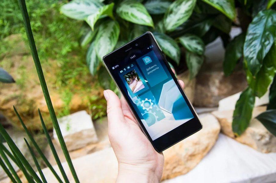 Обзор российского смартфона INOI R7 Другие устройства  - Skrinshot-03-10-2017-203852
