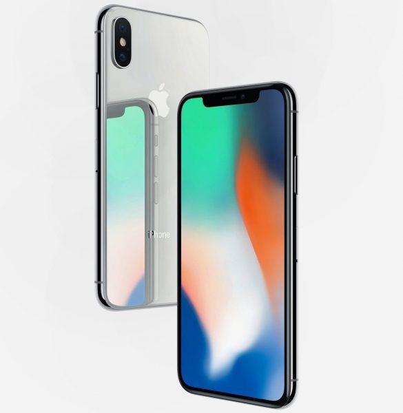 Apple не будет «втюхивать» свой iPhone X всем покупателям Apple  - apple-iphone-x-12