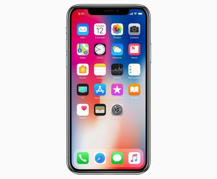 Apple не будет «втюхивать» свой iPhone X всем покупателям Apple  - apple-iphone-x-6-2