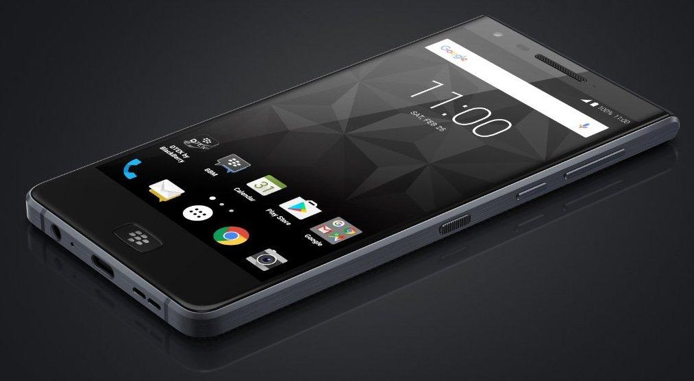BlackBerry Motion от TCL: фото и характеристики Другие устройства  - blackberry_motion_1