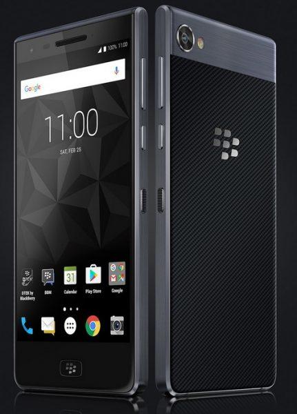 Анонс BlackBerry Motion - полностью защищенный смартфон Другие устройства  - blackberry_motion_press_01