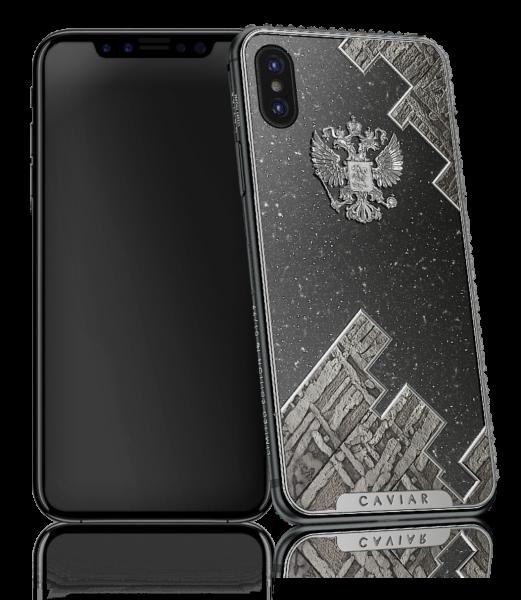 Русский метеорит - iPhone X за 244 000 рублей Другие устройства  - caviar_tesoro_meteor0_catalog