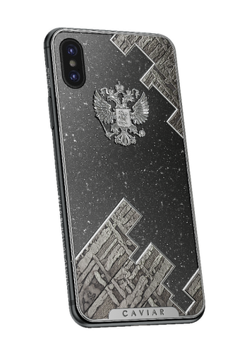 Русский метеорит - iPhone X за 244 000 рублей Другие устройства  - caviar_tesoro_meteor0_mpage