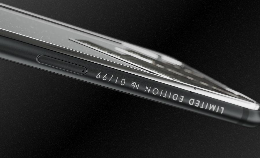 Русский метеорит - iPhone X за 244 000 рублей Другие устройства  - caviar_tesoro_meteor5_photo4