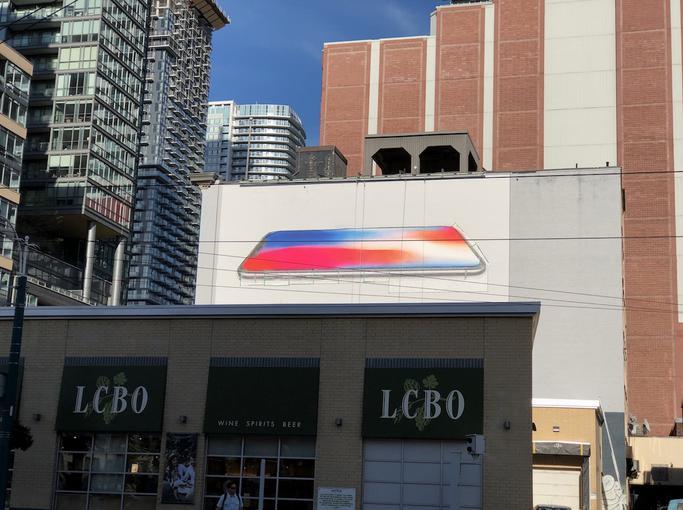 Рекламные щиты Apple по всему миру предрекают выход iPhone X Apple  - e3d7112be9336eb05f7b67047ad3602e