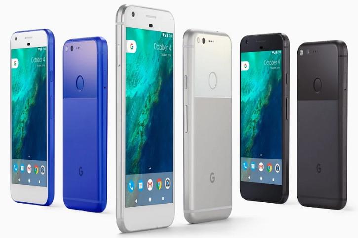 Три новых расцветки для Google Pixel от JerryRigEverything Другие устройства - google_pixel_press_01
