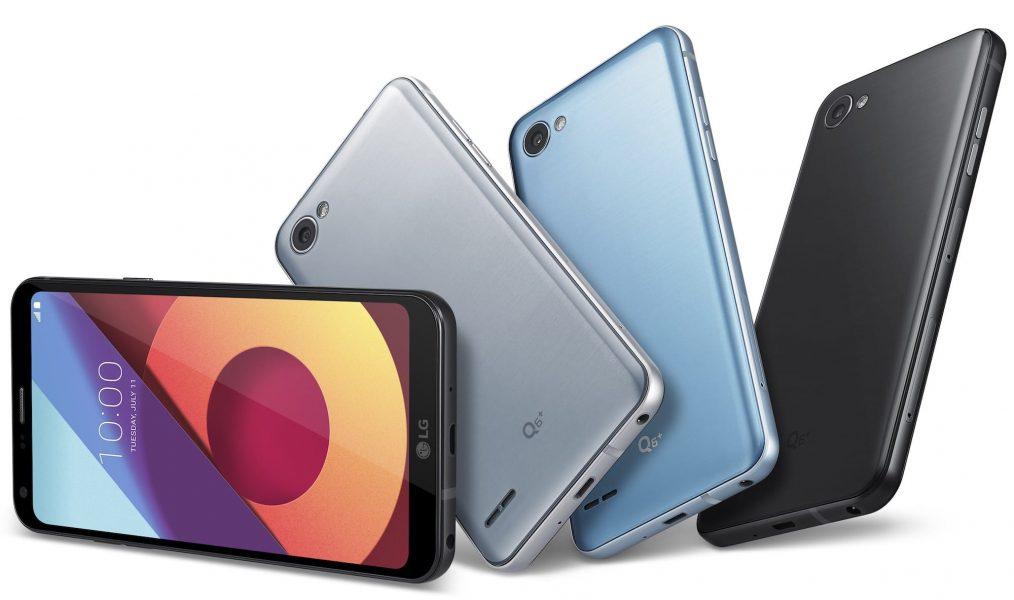 Официальный ценник на LG Q6 снизился за три недели продаж LG  - lg-q6-1-1
