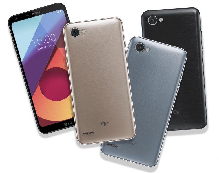 Официальный ценник на LG Q6 снизился за три недели продаж LG  - lg-q6-2-1