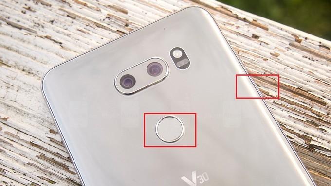 Обзор нового флагмана LG V30. Гаджет, которым хочется обладать LG  - lg-v30-kak-sdelat-skrinshot