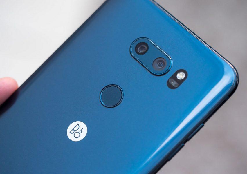 Обзор нового флагмана LG V30. Гаджет, которым хочется обладать LG  - lg-v30-moroccan-blue-photo-2
