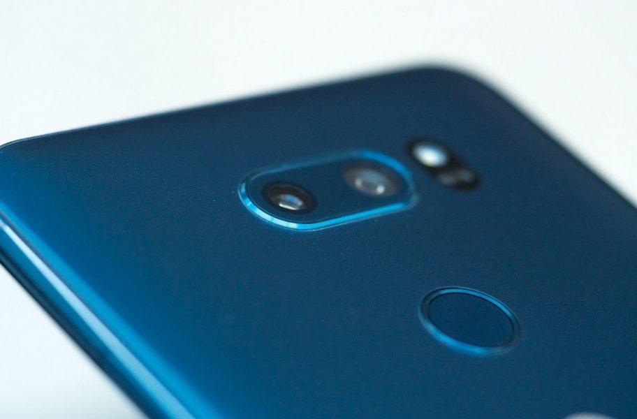 Обзор нового флагмана LG V30. Гаджет, которым хочется обладать LG  - lg-v30-moroccan-blue-photo-3