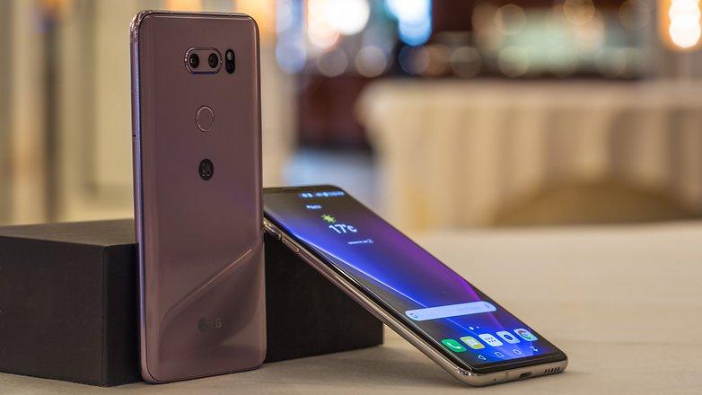 Обзор нового флагмана LG V30. Гаджет, которым хочется обладать LG  - lg-v30-rastsvetki-modeli-foto-4