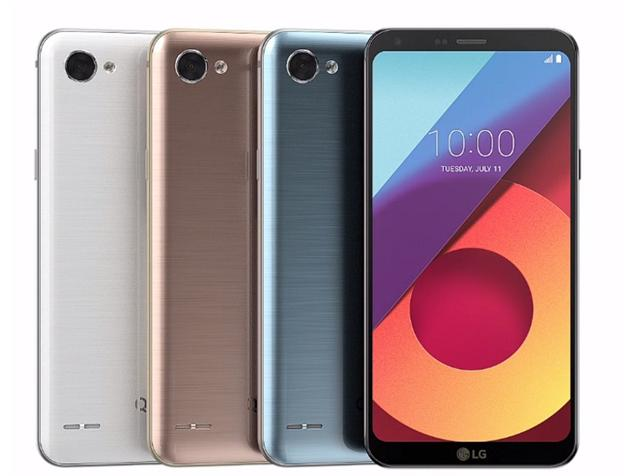 Безрамочный бюджетник LG Q6 приехал в Россию LG - lg_q6_render