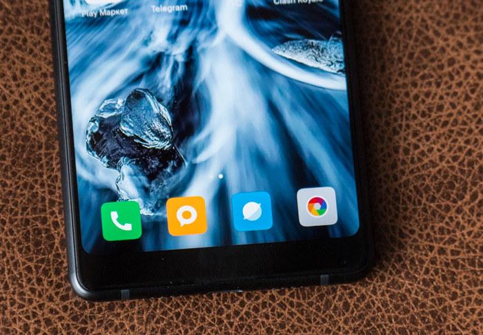 Обзор нового безрамочного Xiaomi Mi Mix 2 Xiaomi  - mimix2_04