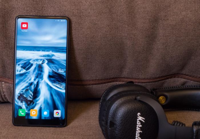 Обзор нового безрамочного Xiaomi Mi Mix 2 Xiaomi  - mimix2_07
