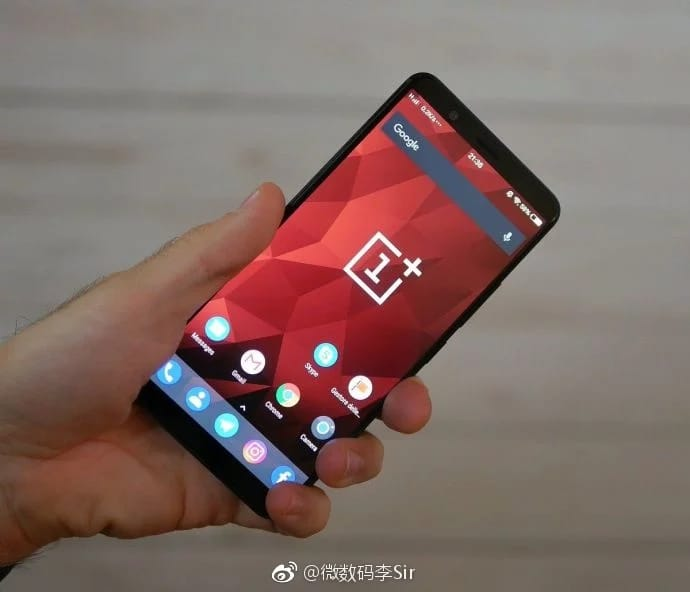 OnePlus 5T на живой фантастической фотографии - сроки анонса Другие устройства  - oneplus-5t-8
