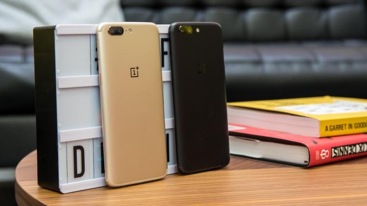 Amazon озвучил интересное название и дату презентации OnePlus 5T Другие устройства  - op5-1.-750