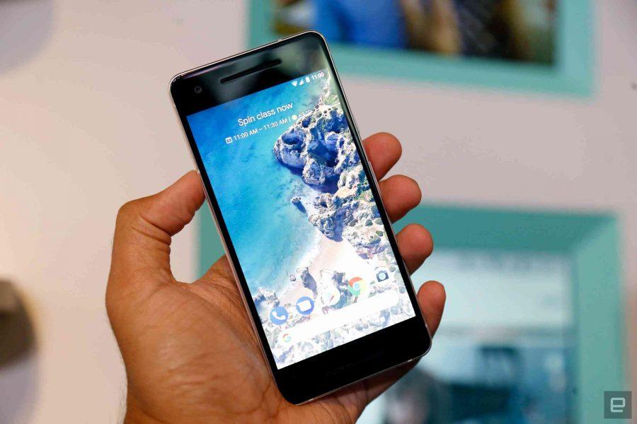 Примеры фото с Google Pixel 2 и лучшей камеры Другие устройства  - pixel_2_pixel_2_xl_hands_on_29