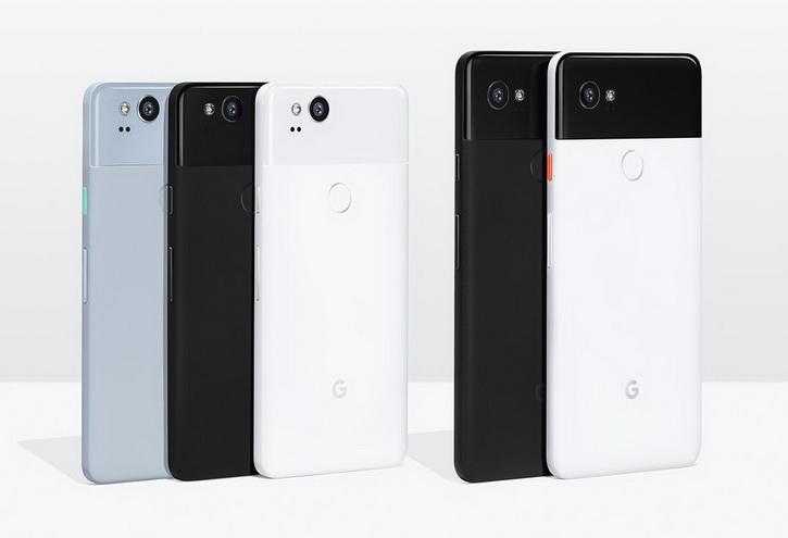 Google Pixel 2 и Pixel 2 XL уже в «Связном» Другие устройства  - pixel_2_press_02-1