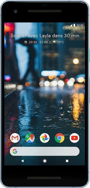 Рендеры Google Pixel 2 в трех вариантах и характеристики Pixel 2 XL Другие устройства  - pixel_2_xl_press_02