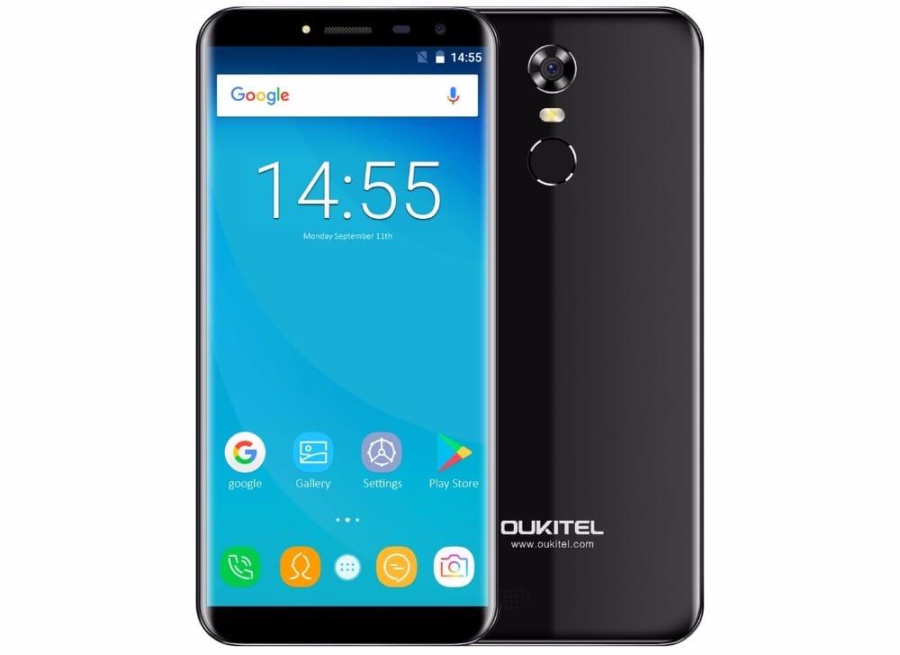 Купить аналог Samsung Galaxy S8 можно всего за 3 500 рублей Другие устройства  - samsung-galaxy-s8-oukitel-c8-5