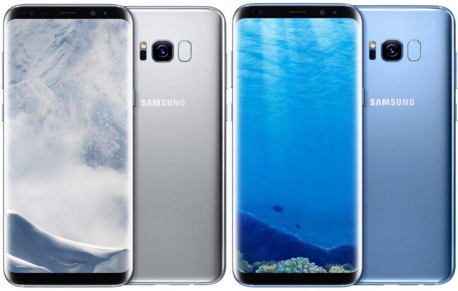 В России упали цены на Samsung Galaxy S8 до критического уровня Samsung  - samsung-galaxy-s8-russia-2