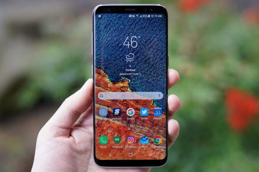 В России упали цены на Samsung Galaxy S8 до критического уровня Samsung  - samsung-galaxy-s8-russia-7