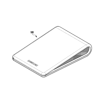 Складной Samsung Galaxy X выйдет небольшим тиражом Samsung  - samsung_project_valley_patent