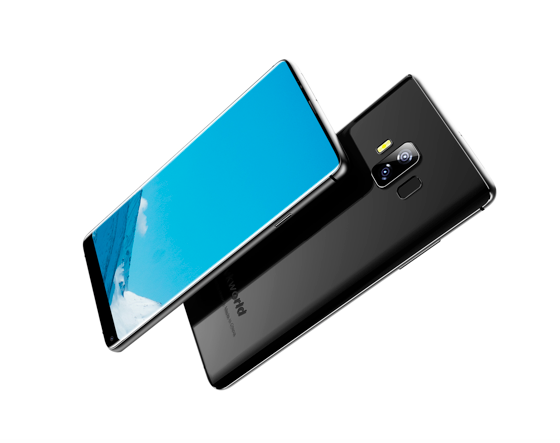 Vkworld S8 с титановой рамой и батареей 5500 мАч Другие устройства  - vkworld_s8