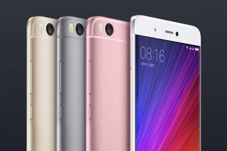 Официальный онлайн-магазин временно обрушивает цены на Xiaomi Mi 5S Xiaomi  - xiaomi-mi-5s-1