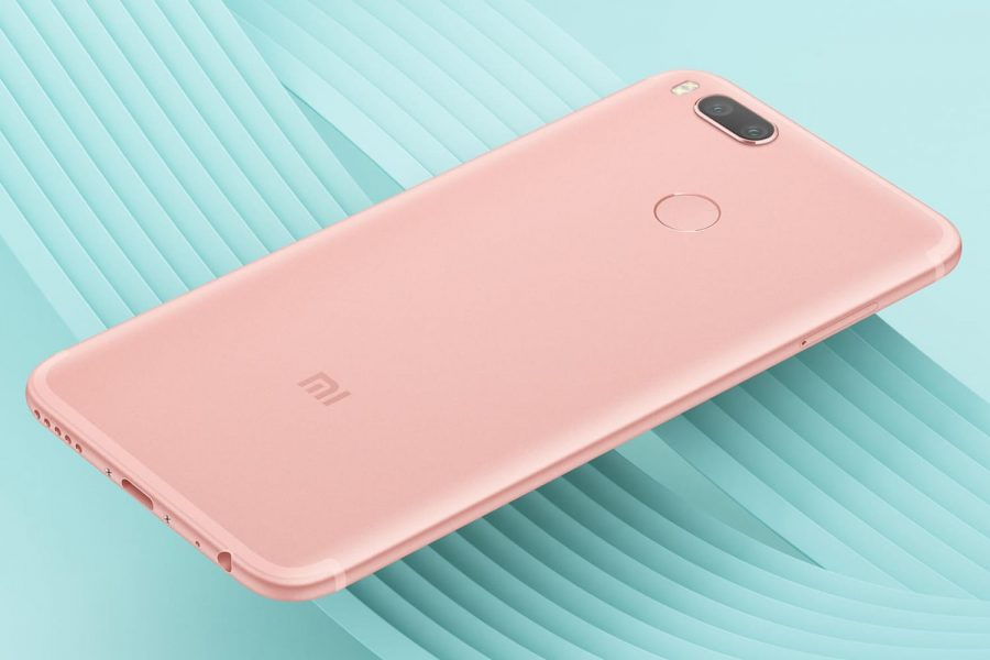 Xiaomi Mi 5X и Redmi Note 5A нельзя перепрошить Xiaomi  - xiaomi-mi-5x-2