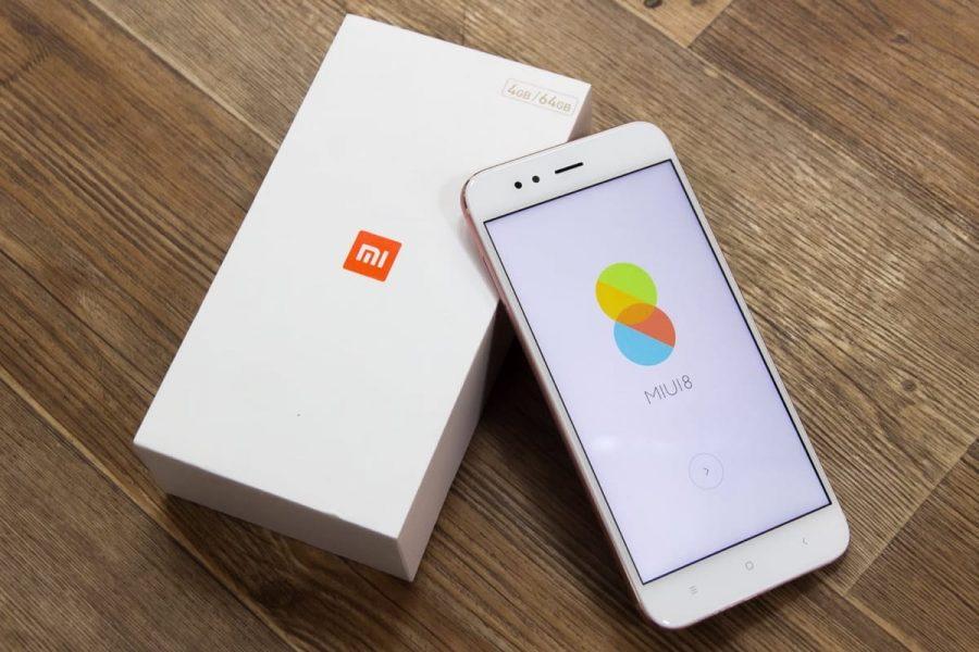 Xiaomi Mi 5X и Redmi Note 5A нельзя перепрошить Xiaomi  - xiaomi-mi-5x-3