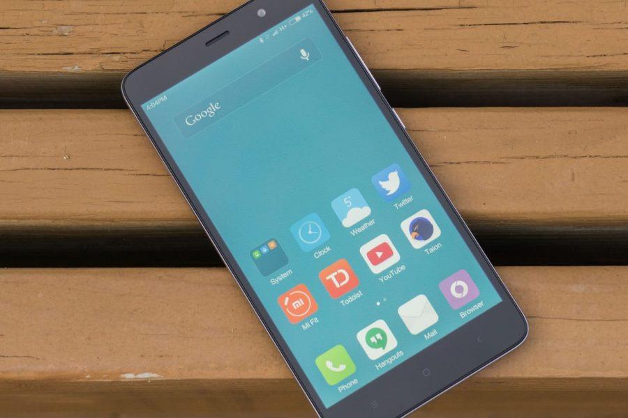Xiaomi Mi 5X и Redmi Note 5A нельзя перепрошить Xiaomi  - xiaomi-mi-5x-6