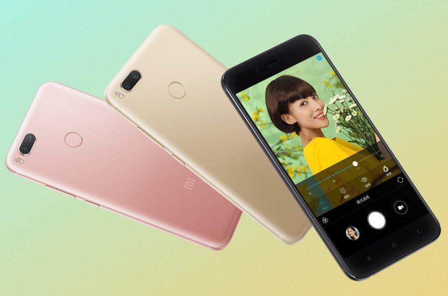 Xiaomi Mi 5X и Redmi Note 5A нельзя перепрошить Xiaomi  - xiaomi-mi-5x