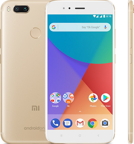 Потрясные скидки на популярные смартфоны Xiaomi в GearBest Xiaomi  - xiaomi-mi-a1