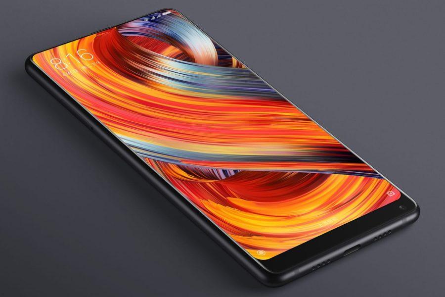Безрамочный Xiaomi Mi Mix 2 временно продается по самой низкой цене Xiaomi  - xiaomi-mi-mix-2-aliexpress-1